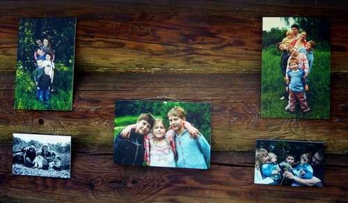День семьи: фотовыставка