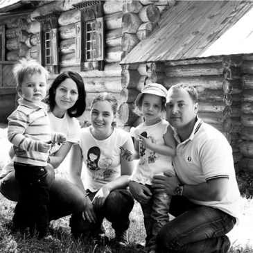 Семейный портрет. Макеевы
