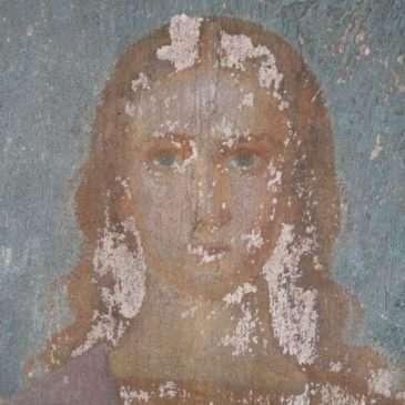 Сохранение фрагментов монументальной живописи