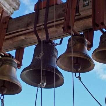 Звонница церкви