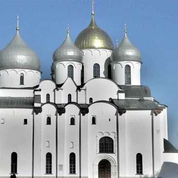 Паломничество в Новгород