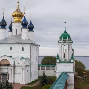 Паломничество в Ростов Великий